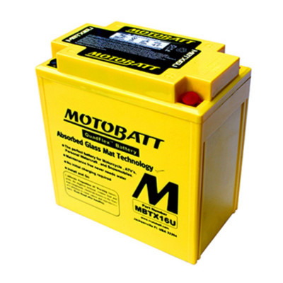 Motobatt Quadflex Battery
