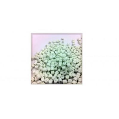 White Plastic Material