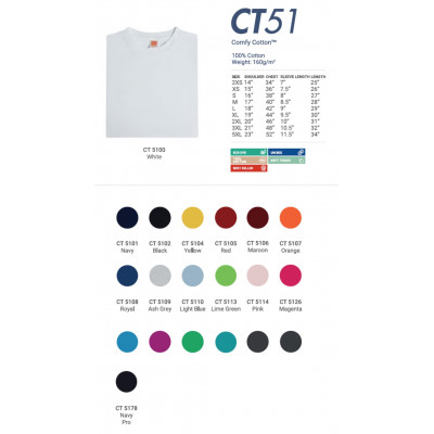 CT05 Comfy Cotton