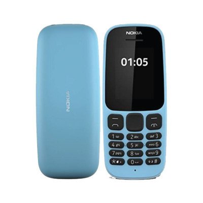 Nokia 105 (2017) - Original Malaysia Set