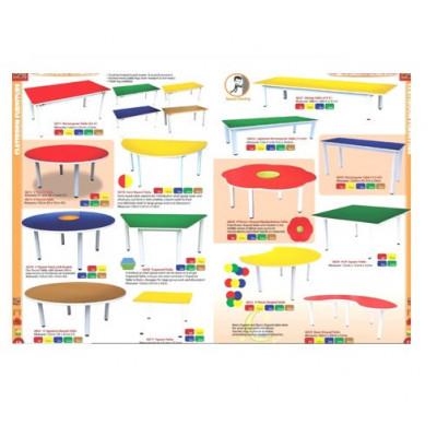 Table- Nursery, Kindergarten, Pre-school
