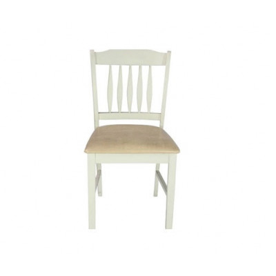Modern Solid Wood 480L X 482W X 895H Emilia Dining Chair Malaysia