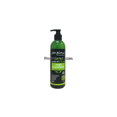 Zen Natural Tea Tree Hair Cleanser 500ml