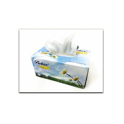 Belux Facial Tissue Box
