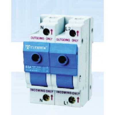 32A 1P+N - EVERNEW - Onload Switch Fuse