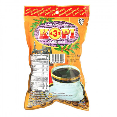 Kopi Muar mixed coffee
