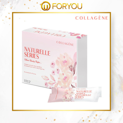 COLLAGENE Naturelle Series Collagen Powder Drink (15 Sachet x 5g)