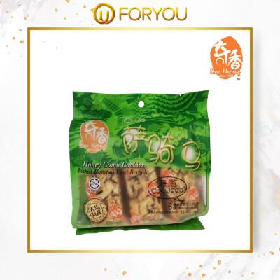 KEE HEONG Honey Comb Cookies Seaweed (6pcs)