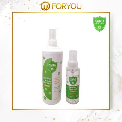 KURO Instant Hand Sanitizer (110ml)