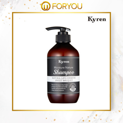 KYREN Shampoo and Treatment - 500ml/Bottle