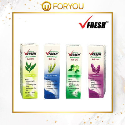 VFRESH Aromatherapy Aroma Oil Roll On