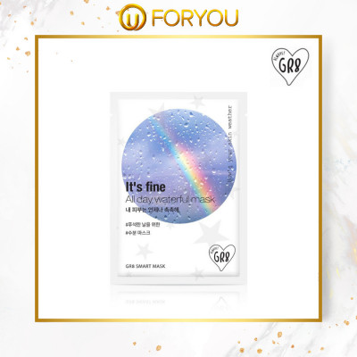 GR8 All Day Waterful Mask (10pcs/box)