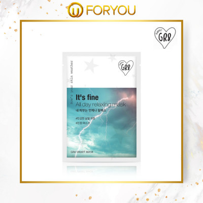 GR8 All Day Relaxing Mask (10pcs/box)