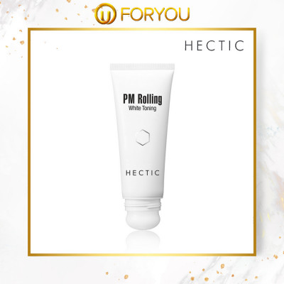 HECTIC PM Rolling Pack White Toning (100ml)