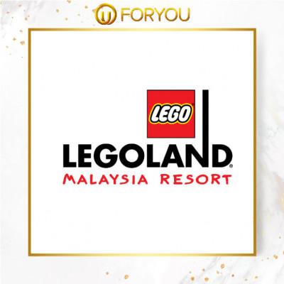 Legoland Combo 1 Day (Themepark + Waterpark + Sea Life) - Child Ticket