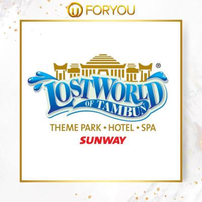 Lost World of Tambun Of Hot Spring Night Park - Adult Ticket