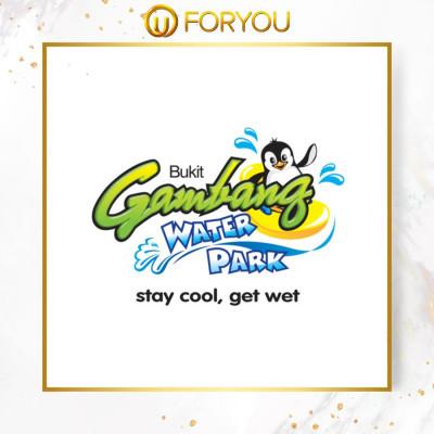 Bukit Gambang Resort City Water Park Admission Ticket - Adult Ticket