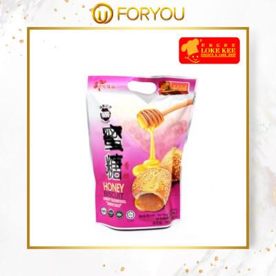 LOKE KEE Honey Biscuit (6pcs)
