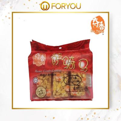 KEE HEONG Honey Comb Cookies Original (6pcs)