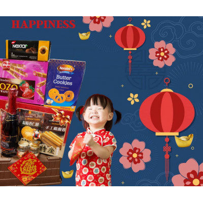 Happiness CNY Hampers