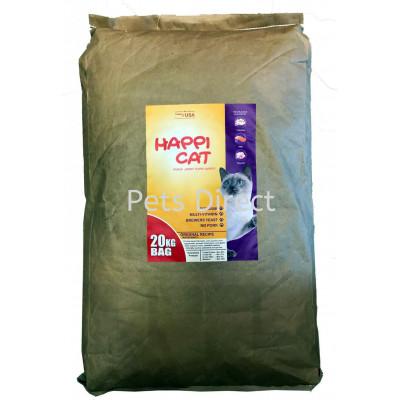 Happi Cat Cat Food 20kgs